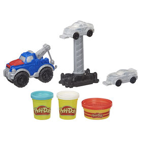 Play-Doh Wheels Tow Truck