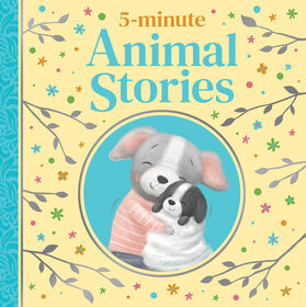 5Minute Animal Stories - English Edition
