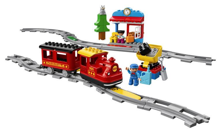 LEGO DUPLO Town Le train à vapeur 10874