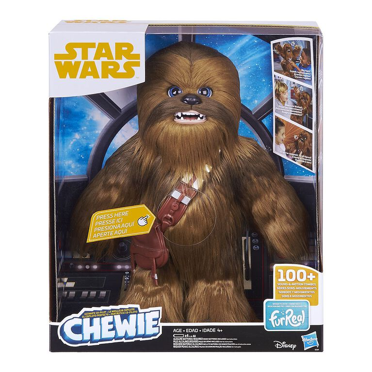 Ultimate Co-pilot Chewie