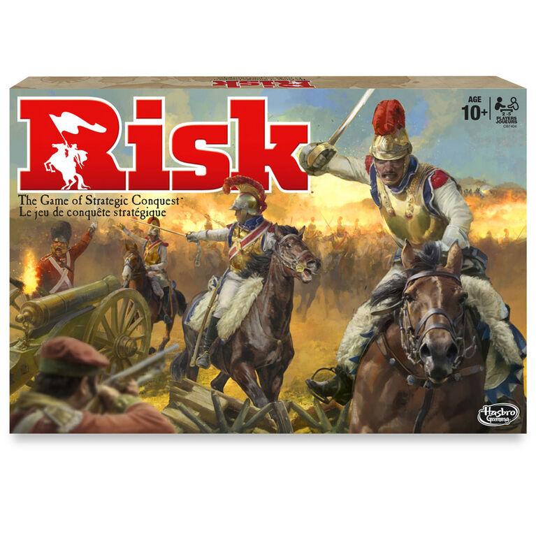 Hasbro Gaming - Risk Game