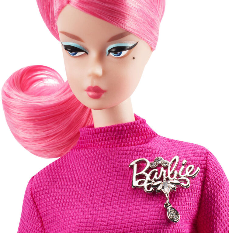 Barbie Proudly Pink Doll - English Edition