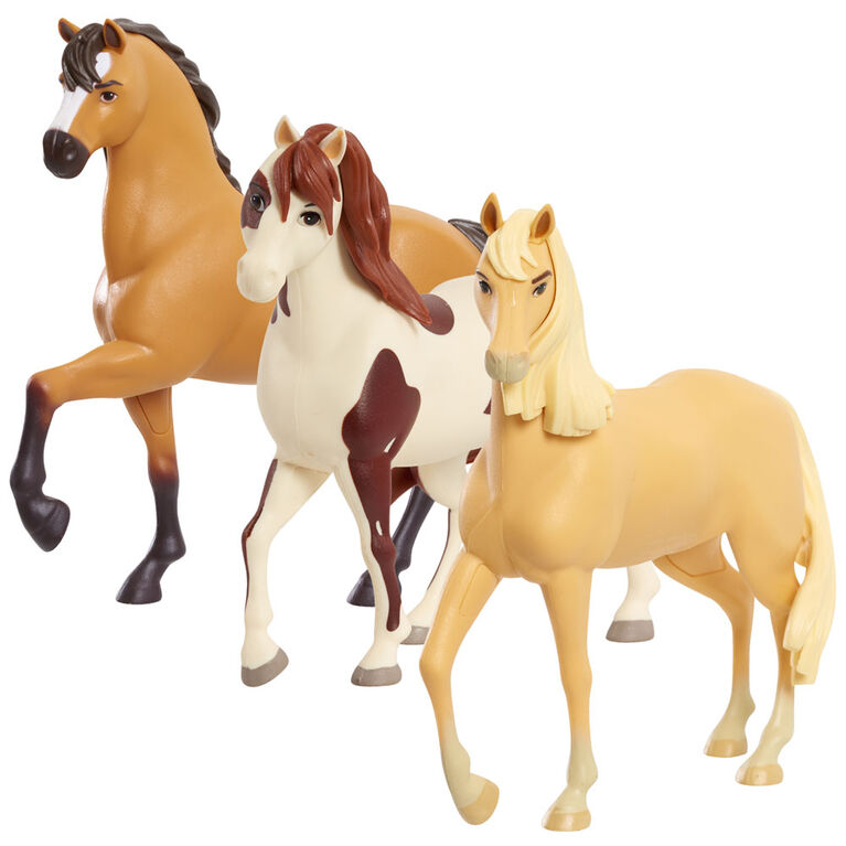 DreamWorks Spirit Riding Free 7-Inch Collectors Horse - Spirit - R Exclusive