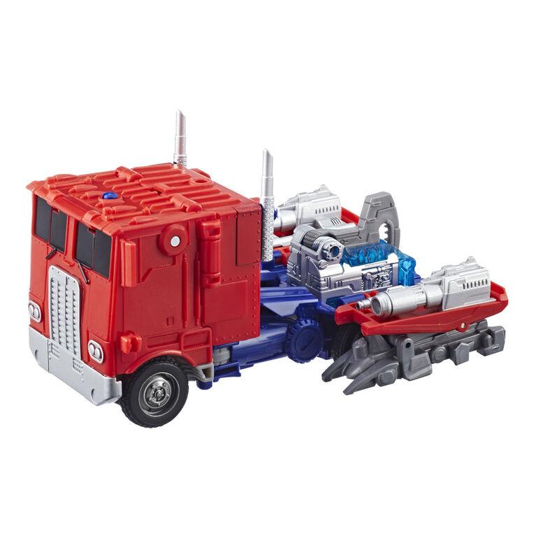 Transformers: Bumblebee -- Energon Igniters Nitro Series Optimus Prime