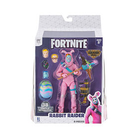 Fortnite Legendary Serie 6in Pack de figure, Rabbit Raider - Édition anglaise