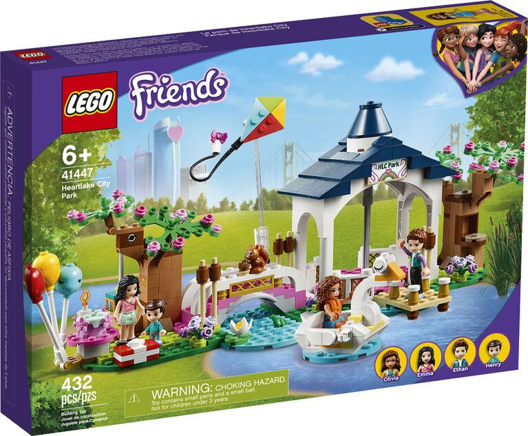 LEGO Friends Le parc de Heartlake City 41447