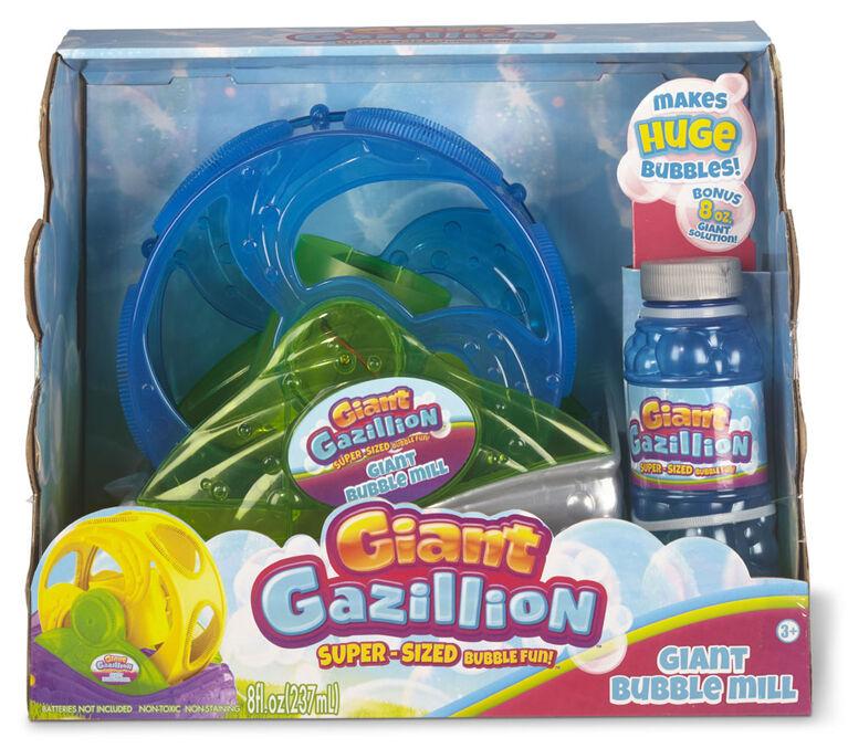 Gazillion Giant Bubble Mill Blue/Green