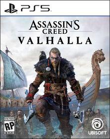 Playstation 5 - Assassins Creed Valhalla