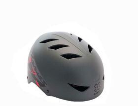 X-Games - Matte Gray X Games Helmet - R Exclusive