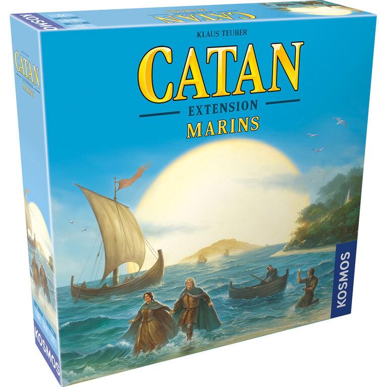 Catan Extension Marins
