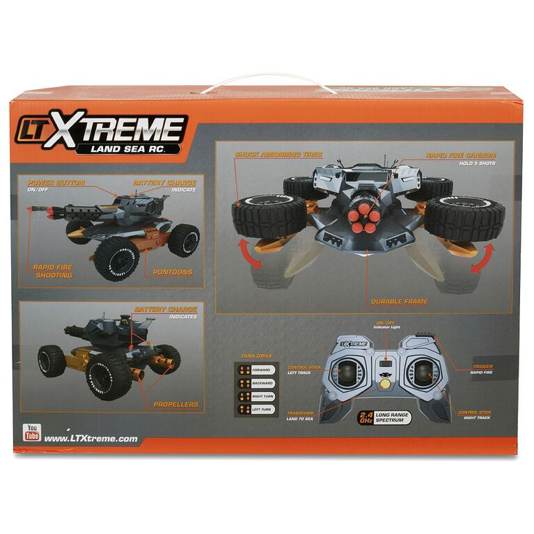 LTXtreme Land Sea RC