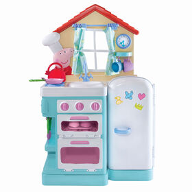 Peppa Pig Giggle N Bake Kitchen - English Edition