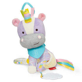 Skip Hop Bandana Buddies Activity Toy - Unicorn