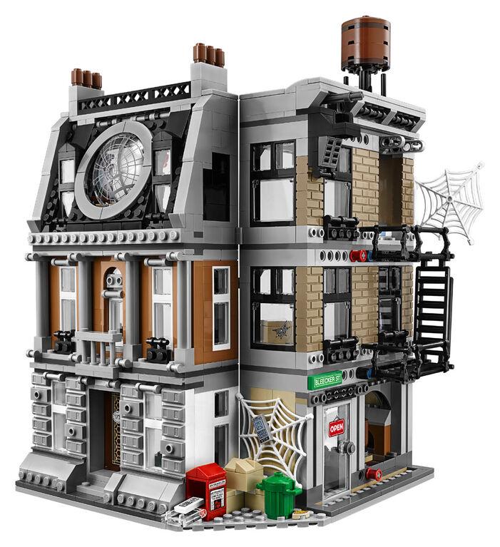 LEGO Super Heroes Sanctum Sanctorum Showdown 76108