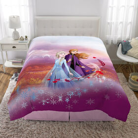 "Disney Frozen II ""Spirit of Nature"" Twin/Full Comforter"