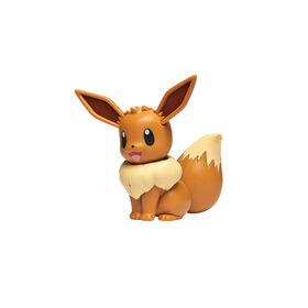 Pokémon - Figurine vedette de luxe - Mon partenaire Évoli (Eevee)