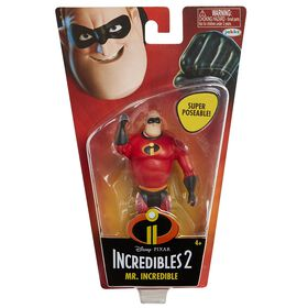 Incredibles 2 4in Basic Figure Mr Incredible
