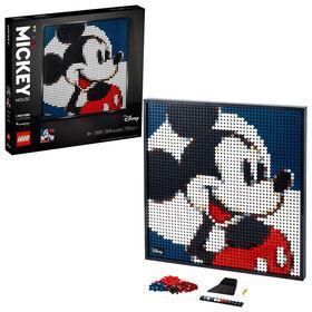 LEGO ART Disney's Mickey Mouse 31202