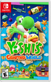 Nintendo Switch - Yoshi's Crafted World