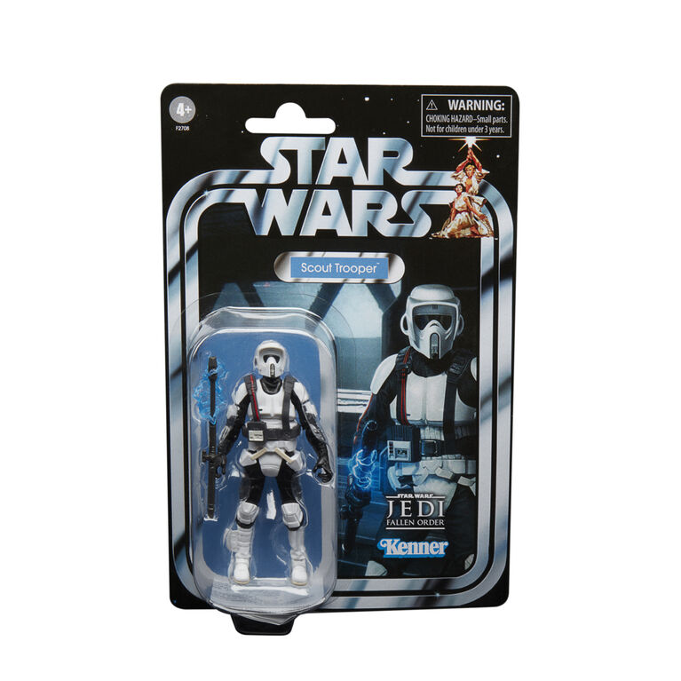 Star Wars The Vintage Collection Gaming Greats Shock Scout Trooper Star Wars Jedi: Fallen Order Figure