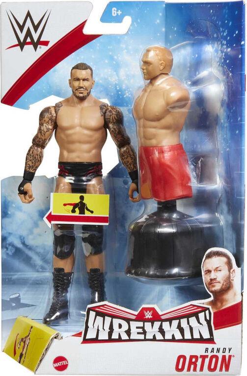 WWE - Wrekkin' - Figurines articulées Randy Orton