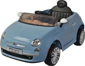Fiat 500 12V- Bleu