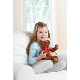 "Animal Alley 8"" Classic Jointed Teddy"