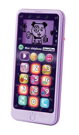 LeapFrog Chat & Count Emoji Phone - Purple - French Edition
