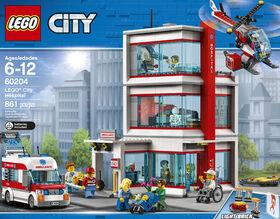 LEGO City Town L'hôpital LEGO® City 60204