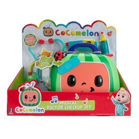 Cocomelon - Musical Doctor Checkup Set - English Edition