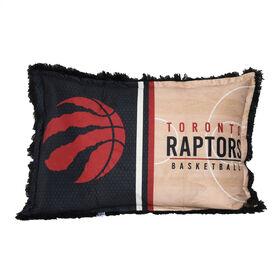 Gros oreiller en peluche les Raptors de Toronto de la NBA