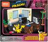 Mega Construx Detective Pikachu - Detective Pikachu's Office