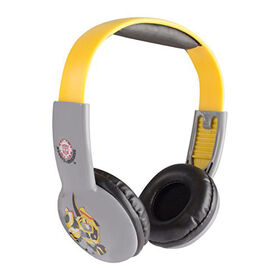 Transformers Kidsafe Headphones