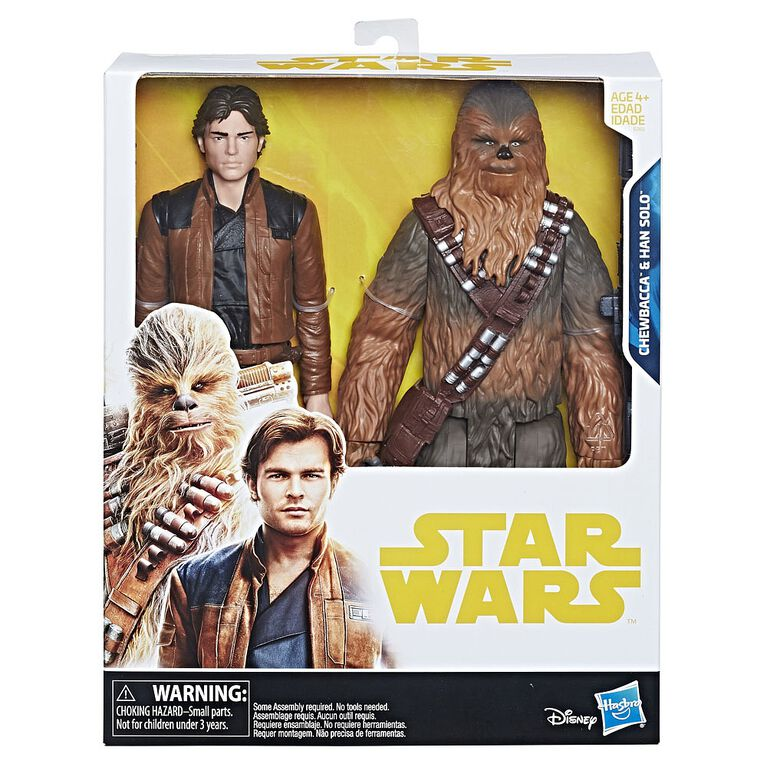 Star Wars Han Solo Hero Series 2 - Pack - R Exclusive