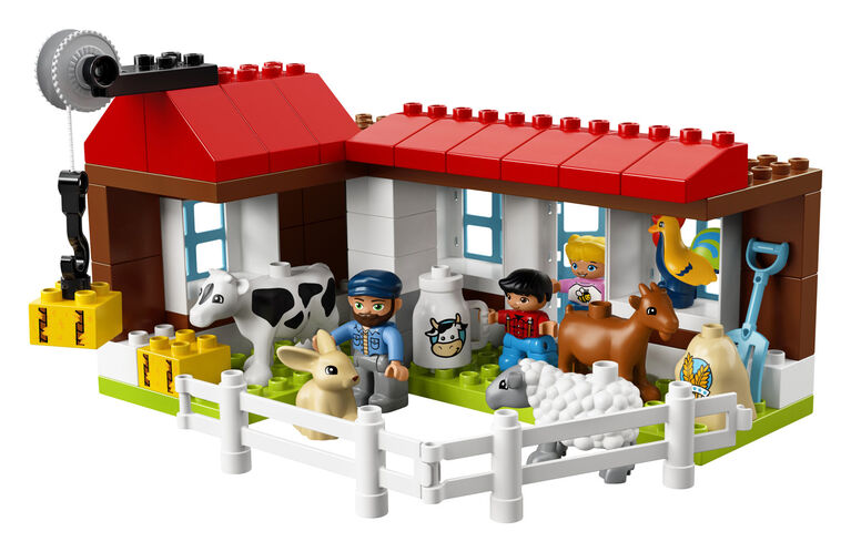 LEGO DUPLO Town Farm Adventures 10869