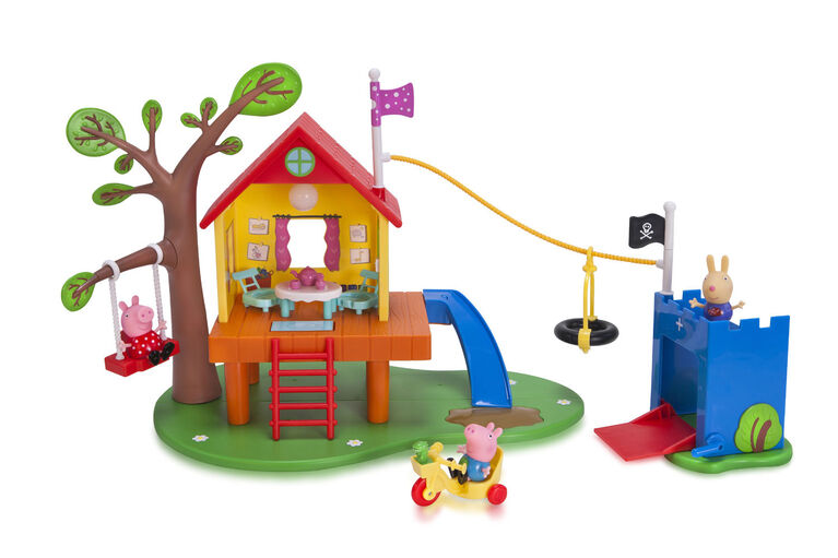 Peppa Pig Treehouse Playset - R Exclusive