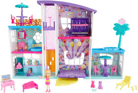 Polly Pocket - Maison des fêtes surprises.