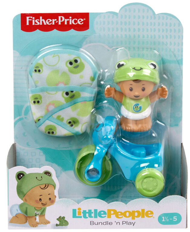 Fisher-Price Little People Bundle 'n Play
