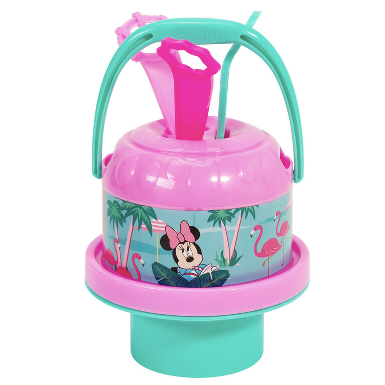 Minnie Mouse No-Spill Bubble Bucket