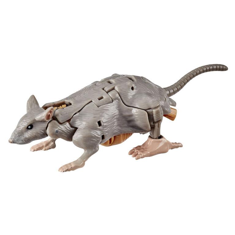 Transformers figurine WFC-K2 Rattrap
