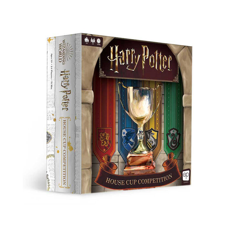 Harry Potter: House Cup Competition Board Game - English Edition
