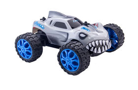 Monzoo – 1:22 Full Function RC Monster - Series 1 - 49MHZ/ Grey
