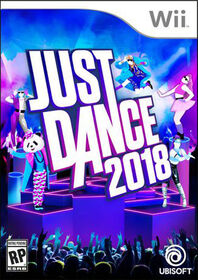 Nintendo Wii - Just Dance 2018