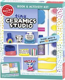 Klutz - Tiny Ceramic Studio - English Edition