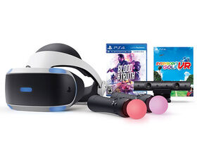 Playstation 4-VR Bundle Bloodtruth Every Golf