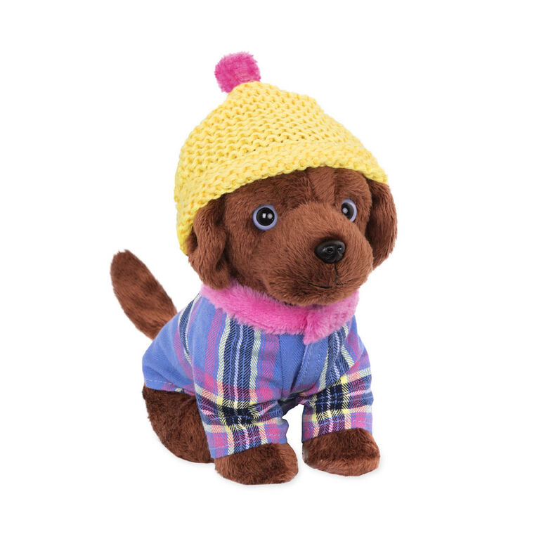Our Generation, Outdoor Doggie Set, Plush Dog Travel Outfit