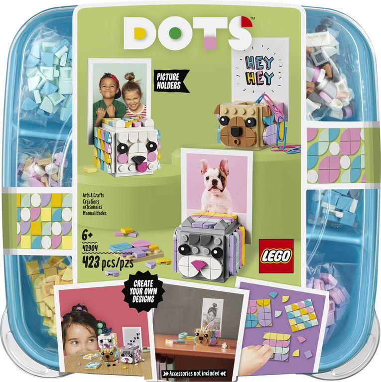 LEGO DOTs Les cubes-photo Animaux 41904