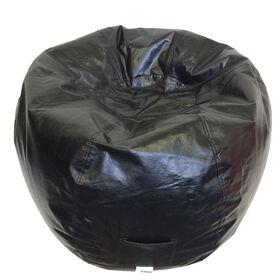 Boscoman - Large Vinyl w/Pocket Bean Bag - Black