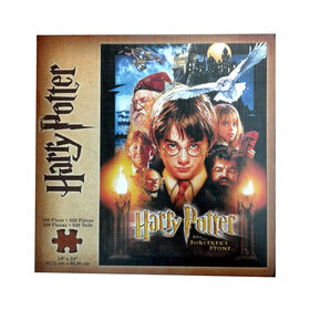 Harry Potter and the Sorcerer's Stone Puzzle