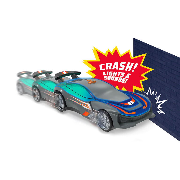 Hot Wheels Color Crashers - Gazella R - R Exclusive